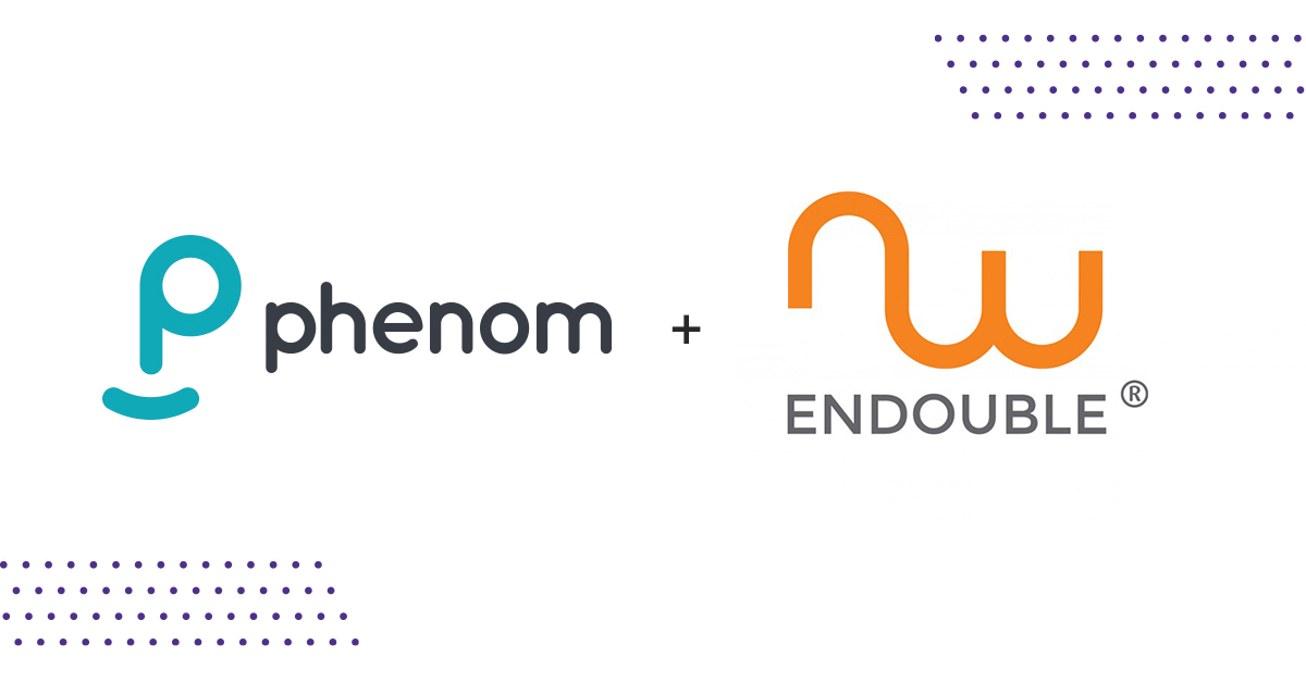 Phenom and Endouble logos