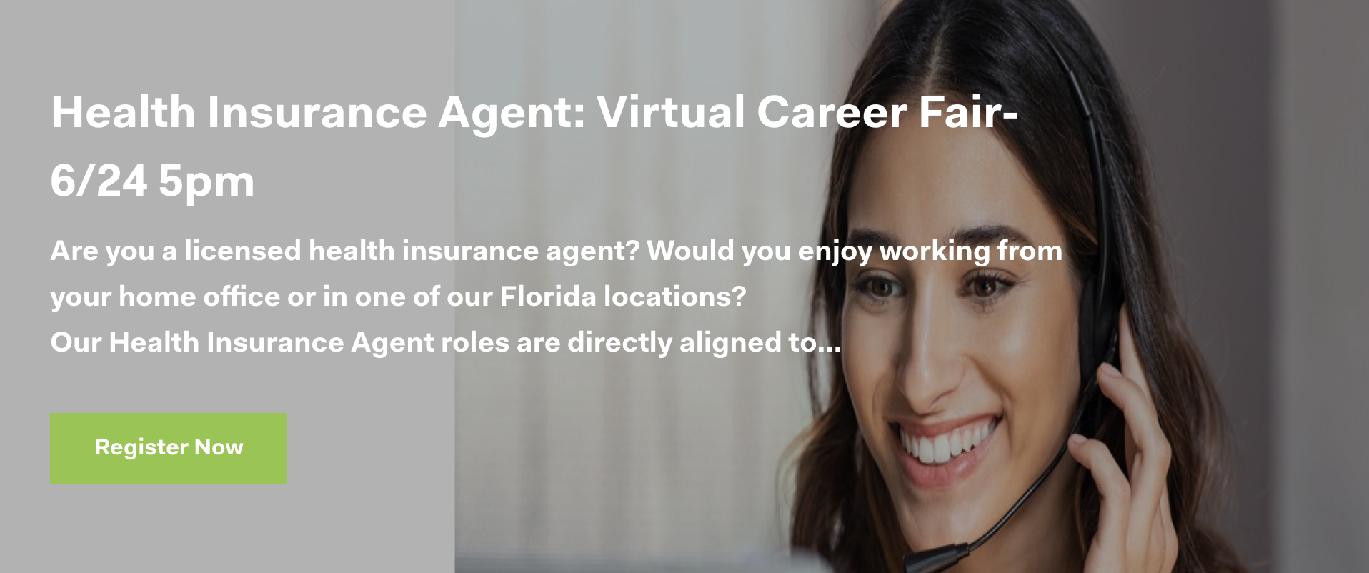 Guidewell virtual career fair screenshot
