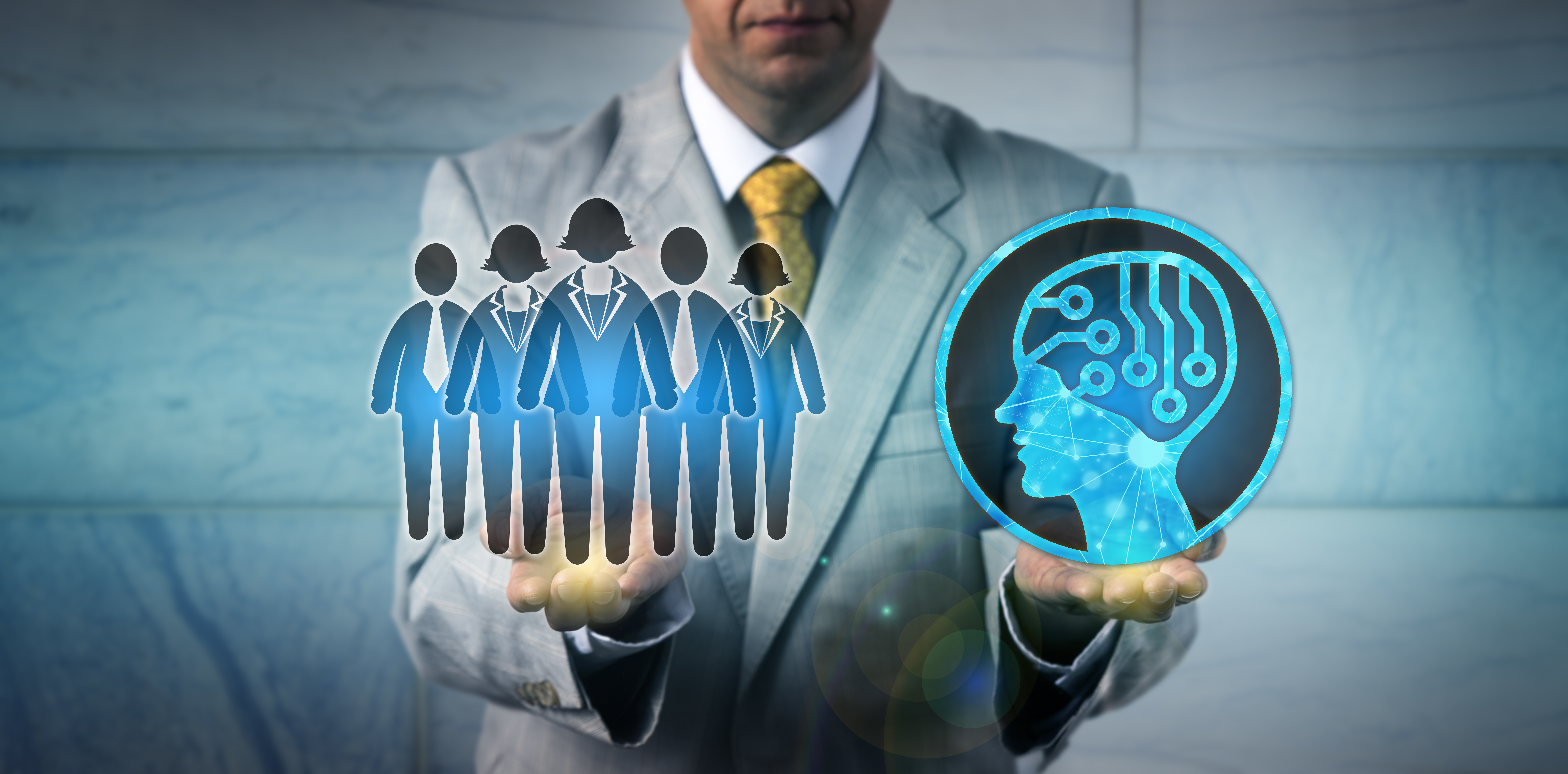 AI for talent acquisition improves personalization