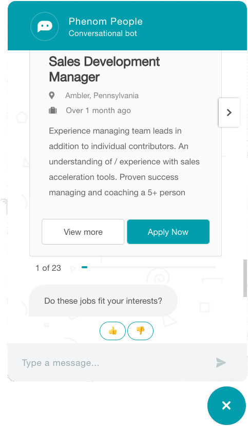 Meet Phenom Bot: A Chatbot Designed to Automate Recruiting