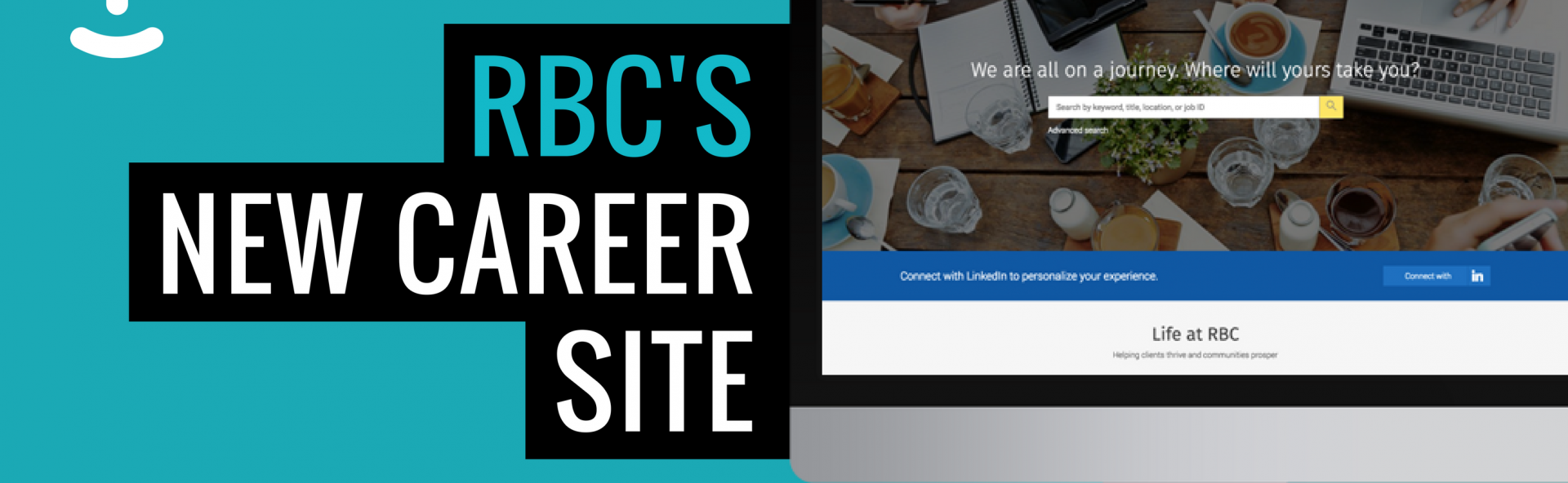 Check Out RBC's New Career Site, Powered by Phenom People