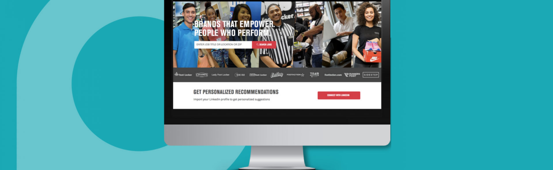 Check Out Foot Locker's Career Site, Powered by Phenom People