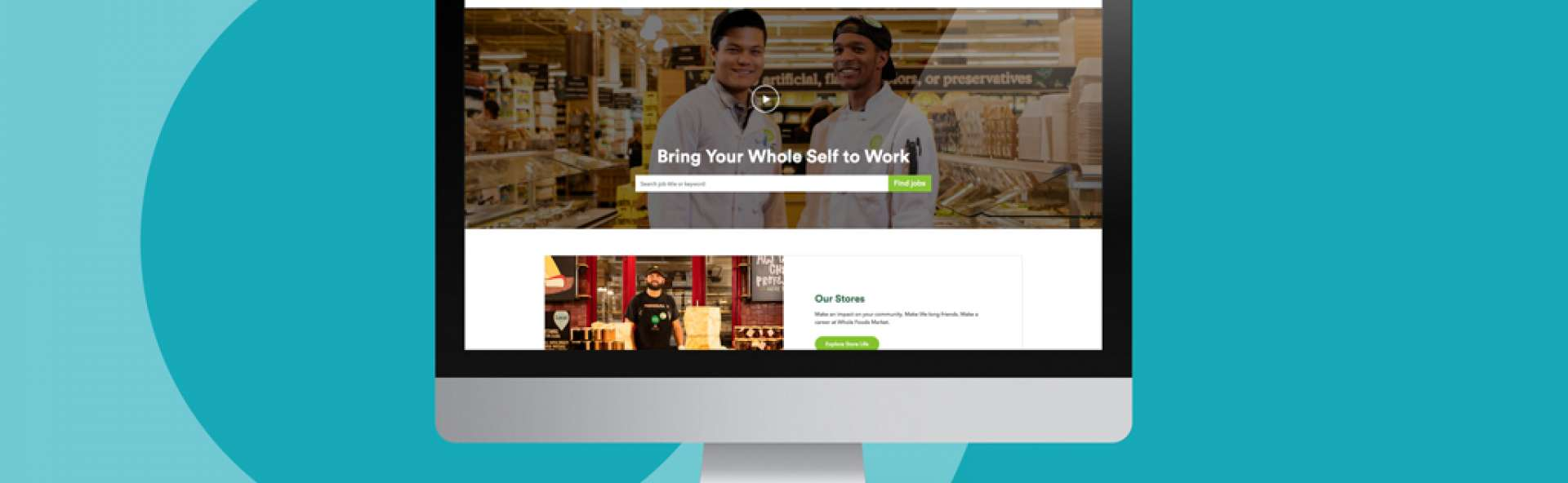 Check Out Whole Foods's Career Site Powered by Phenom People