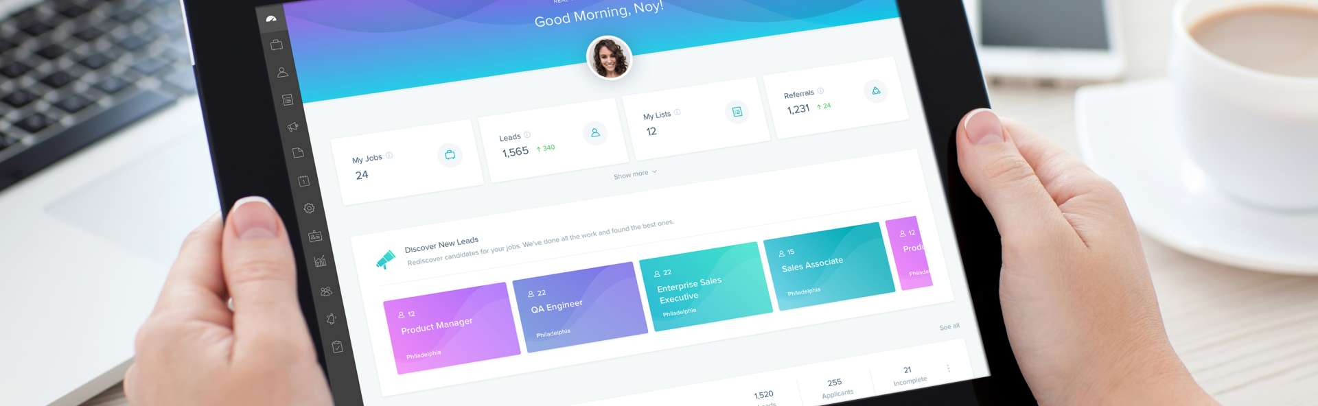 New AI-Powered Insight Dashboard for CRM: Key to Talent Acquisition Success