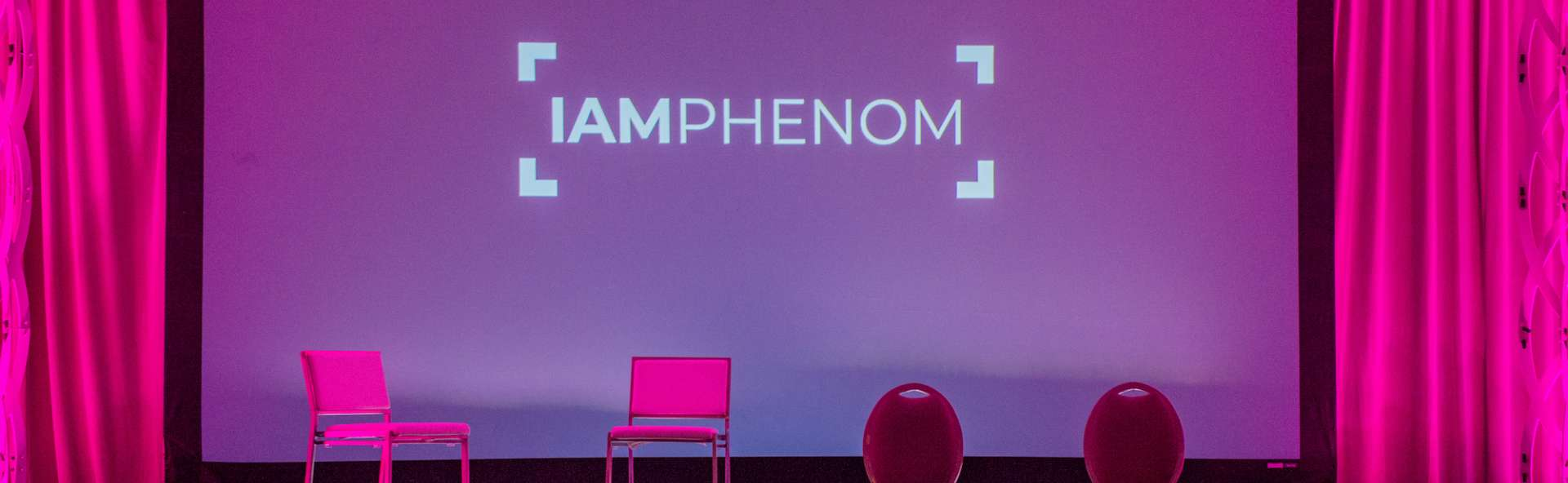 IAMPHENOM stage